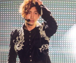 changmin, japan, and dbsk image