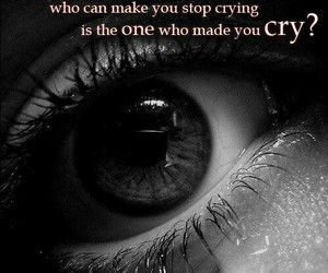 quotes, cry, and sad image