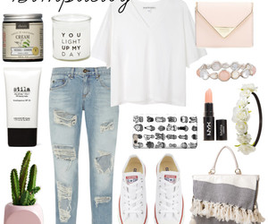 fashion and simple image