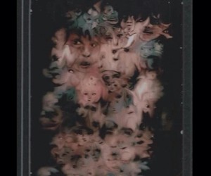 artist, creepy, and faces image