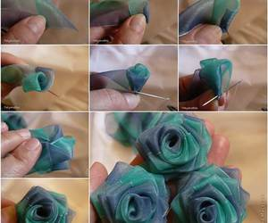 diy, do it yourself, and rose image