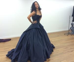 dress and rihanna image