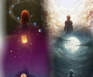 jack, merida, and hiccup image