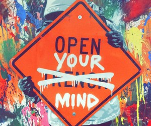 street and open your mind image