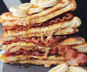 bacon and breakfast image