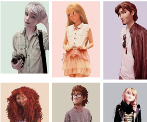 disney and fashion image