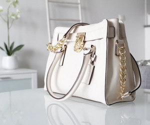bag, fashion, and white image