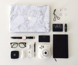 apple, chanel, and essentials image
