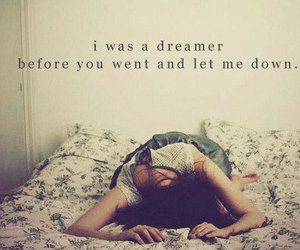bed, Dream, and dreamer image