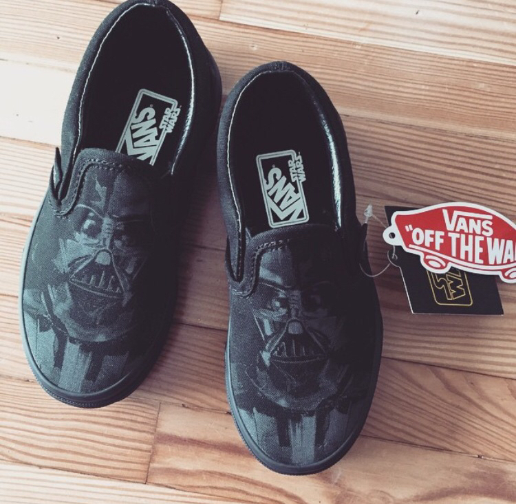 fashion, shoes, and star wars image