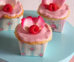 cakes, delicious, and sweet image