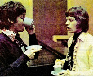 mick jagger, Paul McCartney, and rolling stones image