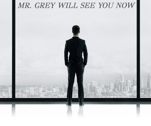 fifty shades of grey, christian grey, and 50 shades of grey image
