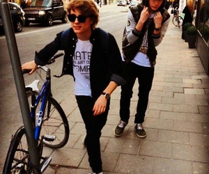 hotties, outside, and stockholm image