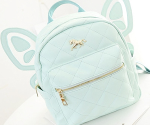 bag, pastel, and cute image