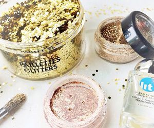 beauty, glitter, and sparkly image
