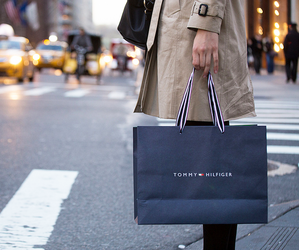 fashion, luxury, and tommy hilfiger image