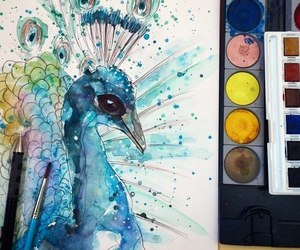 art, cool, and paint image