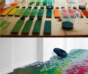 floor and colours image
