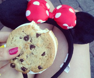 cookie, minnie, and chocolate image