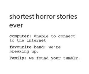 accurate, funny, and horror image