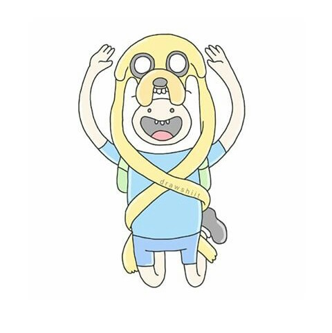 adventure, time, and JAKe image