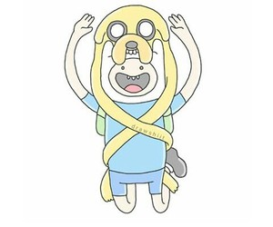adventure, finn, and JAKe image