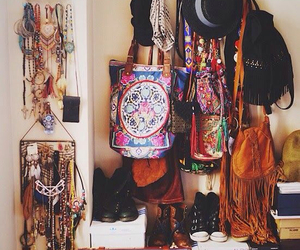style and hippie image