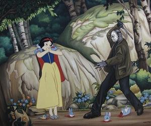 snow white, disney, and jason image