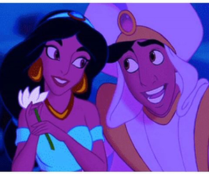 instagram, aladdin, and jasmine image