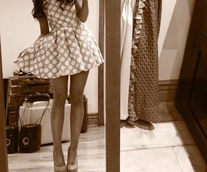 ariana grande, dress, and ariana image