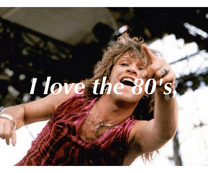 80s, My Hero, and rock n roll image