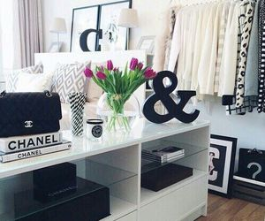 chanel, home, and room image