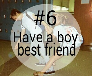 6, best friend, and boy image