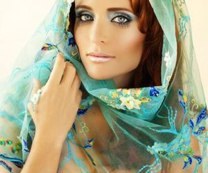 make-up and pretty image