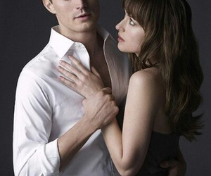 christian grey, movie, and fifty shades of grey image