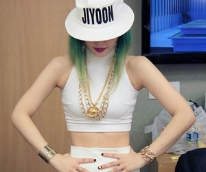 jiyoon, 4minute, and kpop image