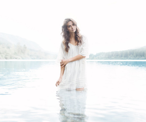 fashion, water, and canon 5d mark ii image