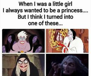 disney, princess, and funny image