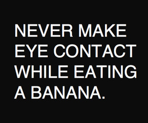 quotes, banana, and funny image