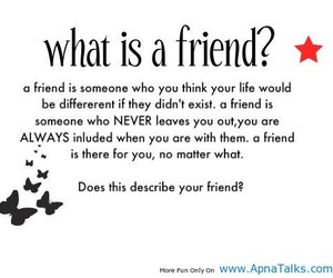 quotes, friends, and friendship image