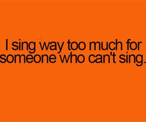 quote and sing image