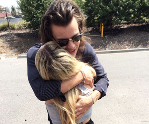 Harry Styles, one direction, and fan image