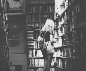 book, grunge, and black and white image