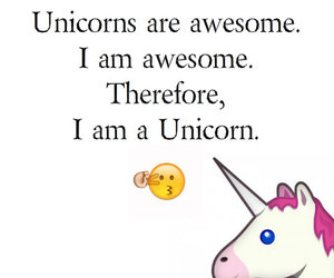 awesome and unicorn image