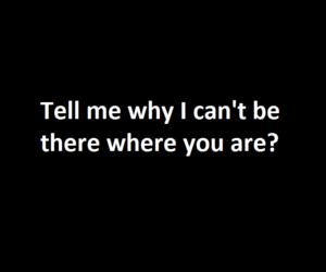 distance, Lyrics, and song image