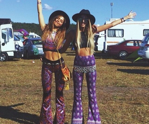 love and hippie image