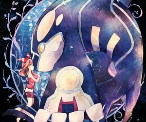 pokemon and kyogre image