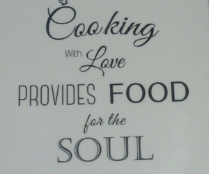 cooking, I love it, and sool image