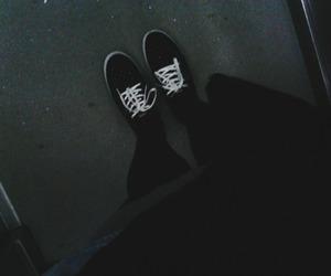 dark, grunge, and hipster image